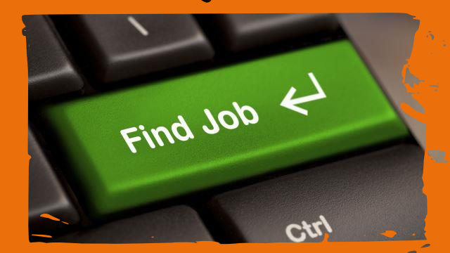 Look for jobs advertised on job sites
