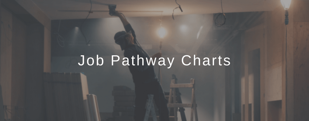 Visit our Job Pathways Charts for more information about pathways to apprenticeships and traineeships