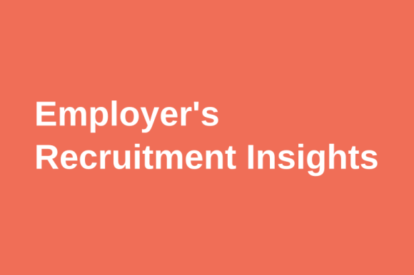 The Employer's Recruitment Insights logo