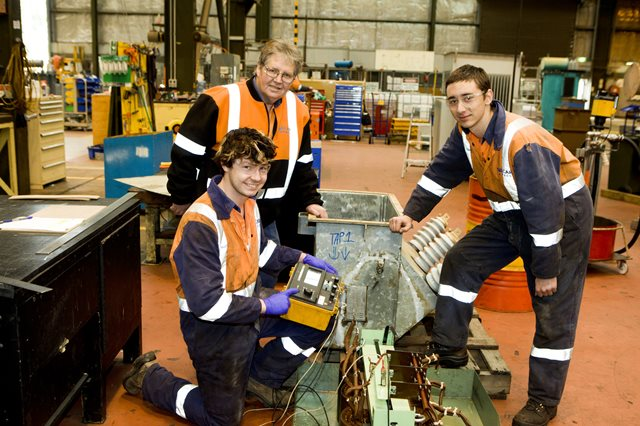 An alternative option for employing apprentices
