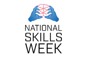 National Skills Week Logo