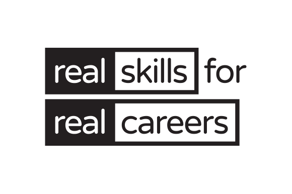 Real Skills for Real Careers logo